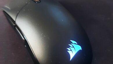 Review Corsair Sabre RGB Pro Wireless 6