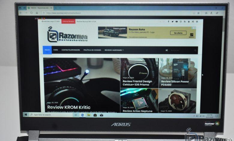 Review AORUS 15G XB 1