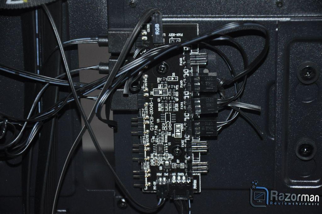 Review Antec DF600 FLUX 5