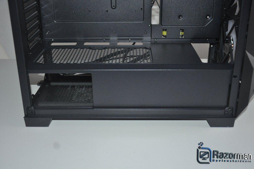 Review Antec DF600 FLUX 8