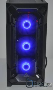 Review Antec DF600 FLUX 2