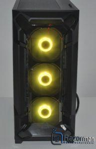 Review Antec DF600 FLUX 3