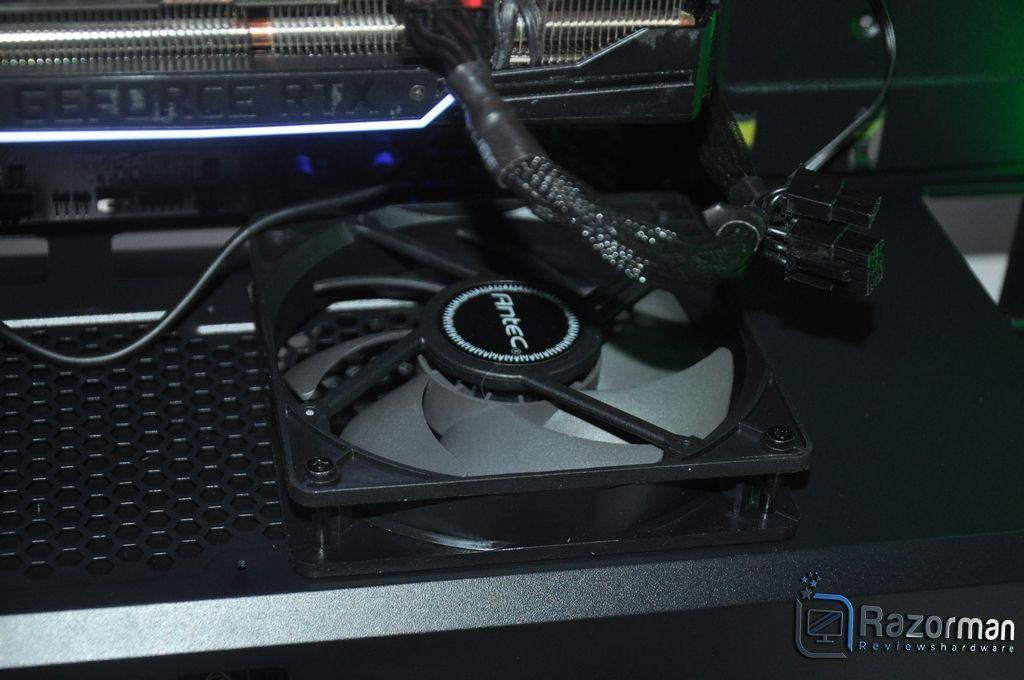 Review Antec DF600 FLUX 33