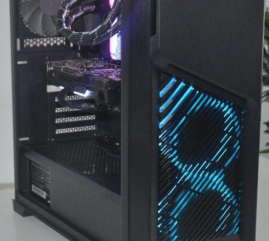 Review Antec DP502 FLUX 1