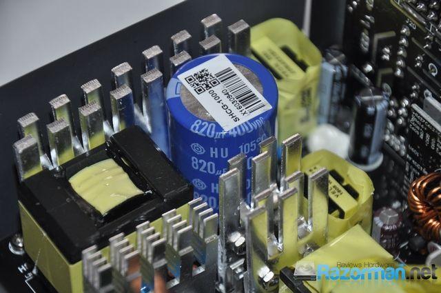 Review Antec HCG 1000W