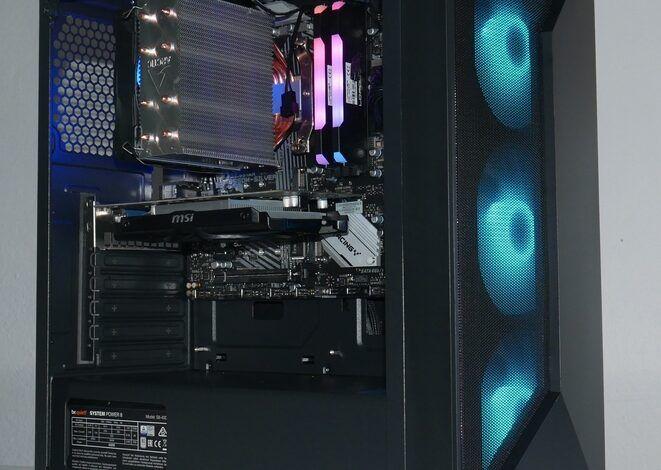 Review Antec NX320 122
