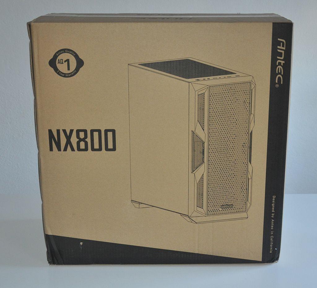 Review Antec NX800 3