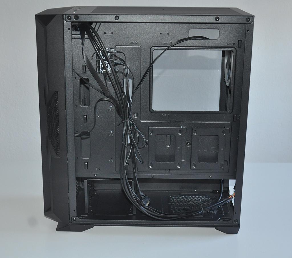 Review Antec NX800 16