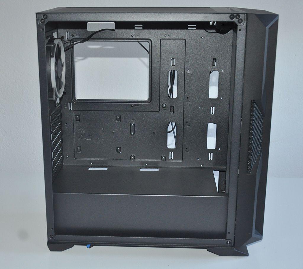 Review Antec NX800 20