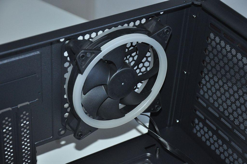 Review Antec NX800 24
