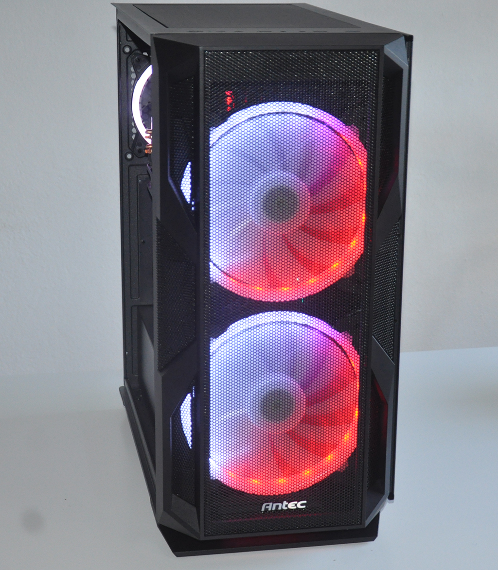 Review Antec NX800 30