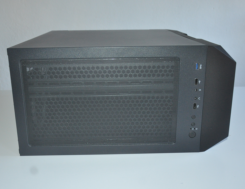 Review Antec NX800 9