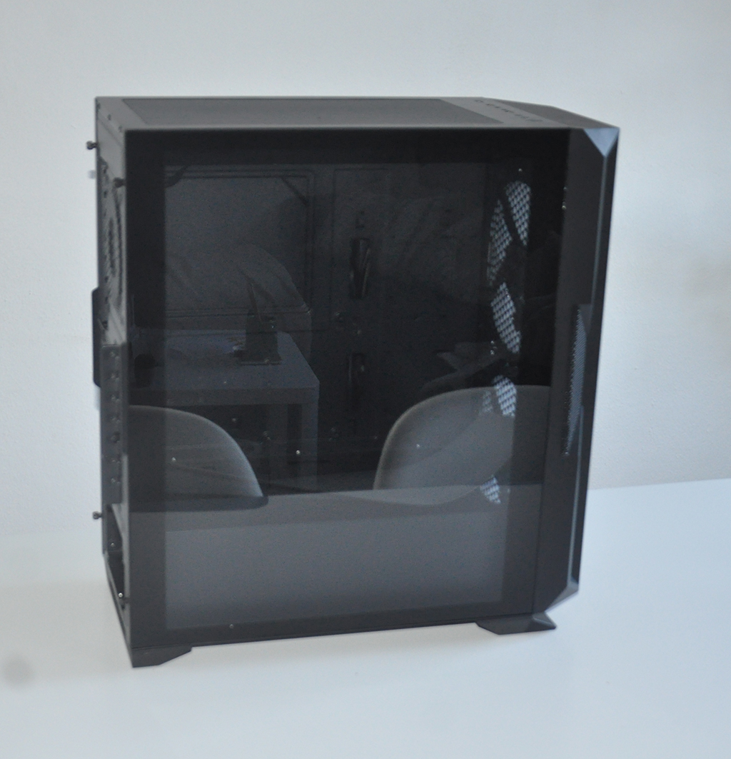 Review Antec NX800 11
