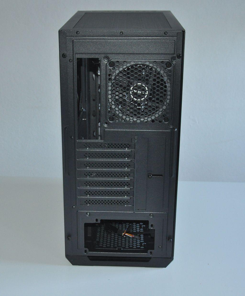 Review Antec NX800 12