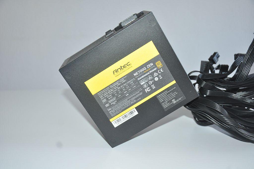 Review Antec Neo Eco Zen 700W 9