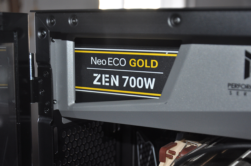 Review Antec Neo Eco Zen 700W 39