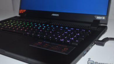 Review Aorus G17 XC 7