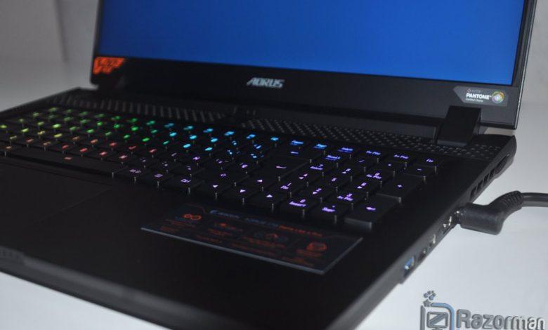 Review Aorus G17 XC 169