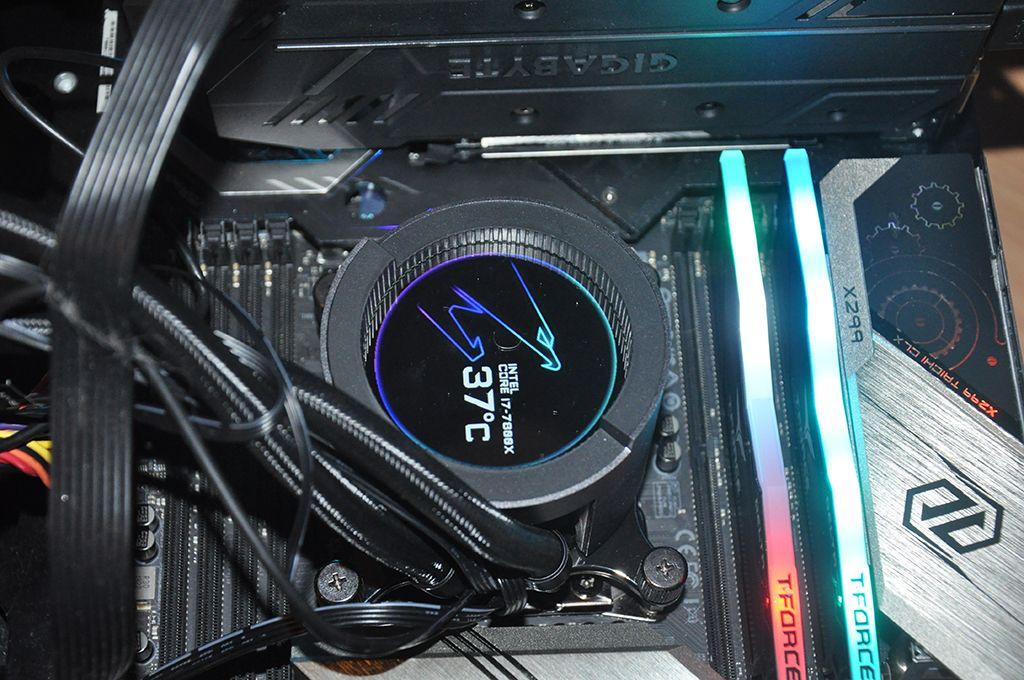 Photo of Review Aorus Liquid Cooler 240