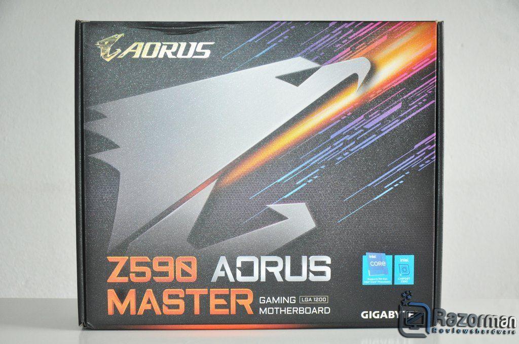 Review Aorus Z590 Master 2