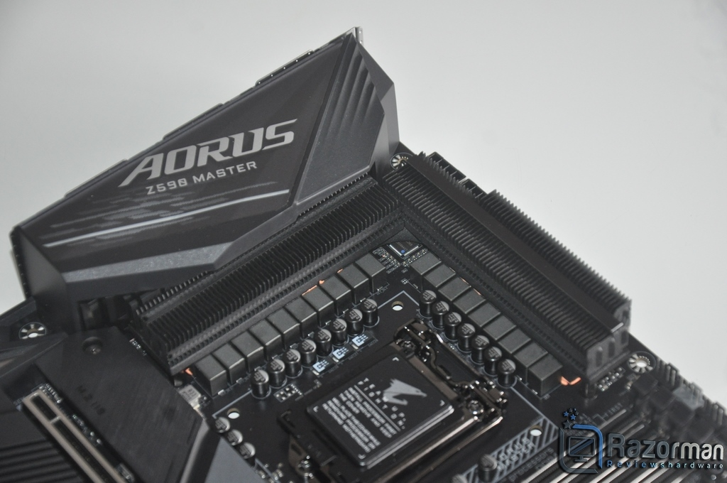 Review Aorus Z590 Master 7