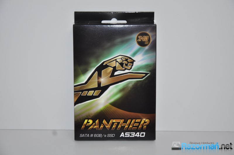 Review Apacer Panther AS340 240 GB 4