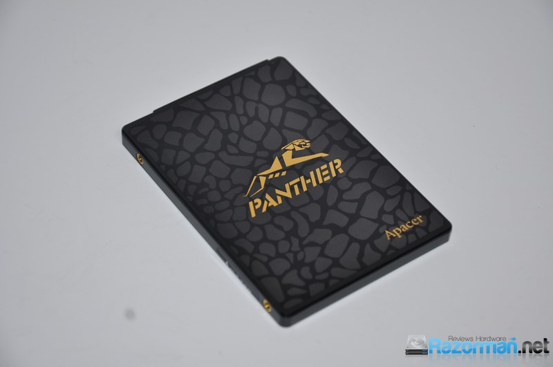 Review Apacer Panther AS340 240 GB 7