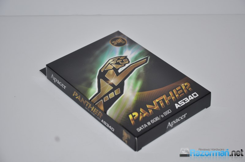 Review Apacer Panther AS340 240 GB 14