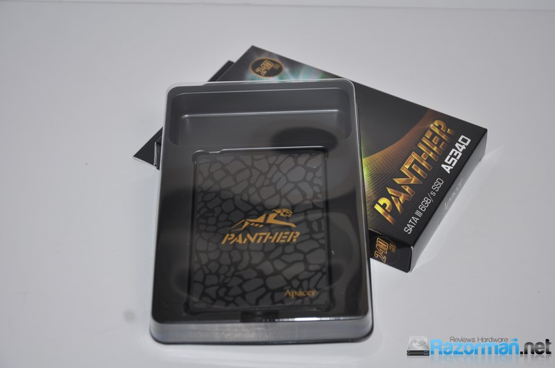 Review Apacer Panther AS340 240 GB 6