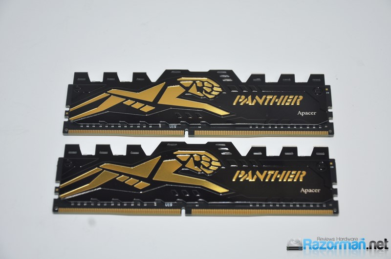 Review Apacer Panther DDR4 2400 Mhz 6