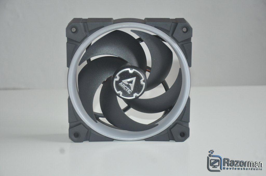 Review Arctic Bionix P120 A-RGB 5