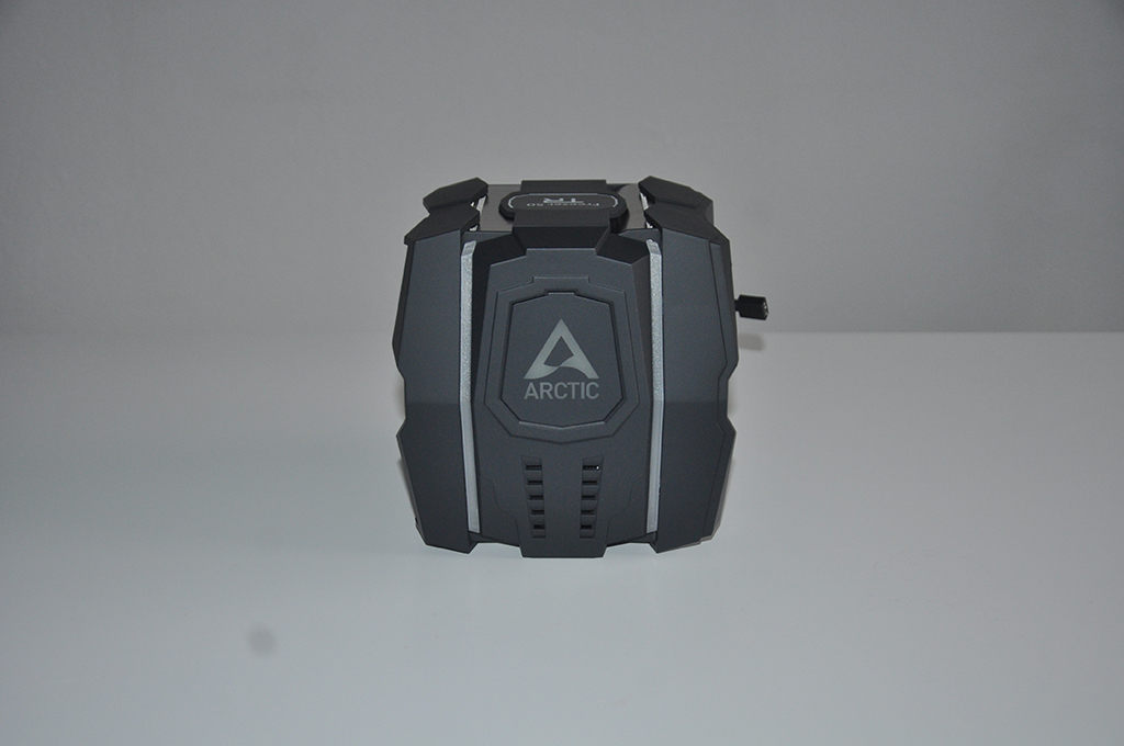 Review Arctic Freezer 50 TR 5