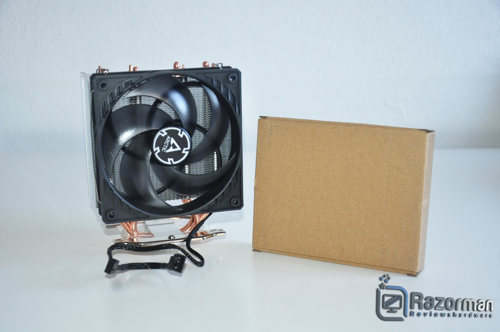 Review Arctic Freezer 34 4