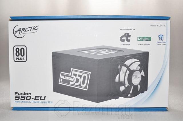 Arctic Fusion 550W (1)