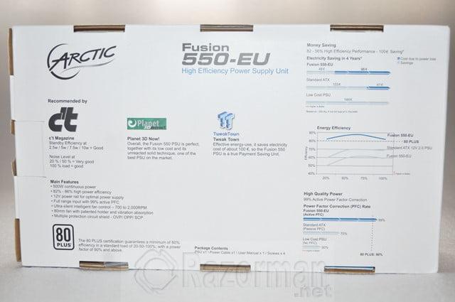 Arctic Fusion 550W (2)