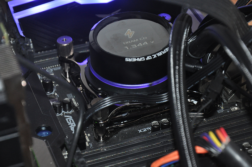 Review Asus ROG RYUO 120 8