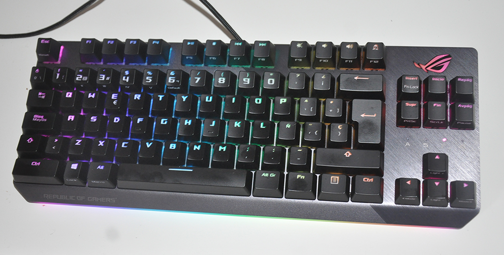 Photo of Review ASUS Rog Strix Scope TKL
