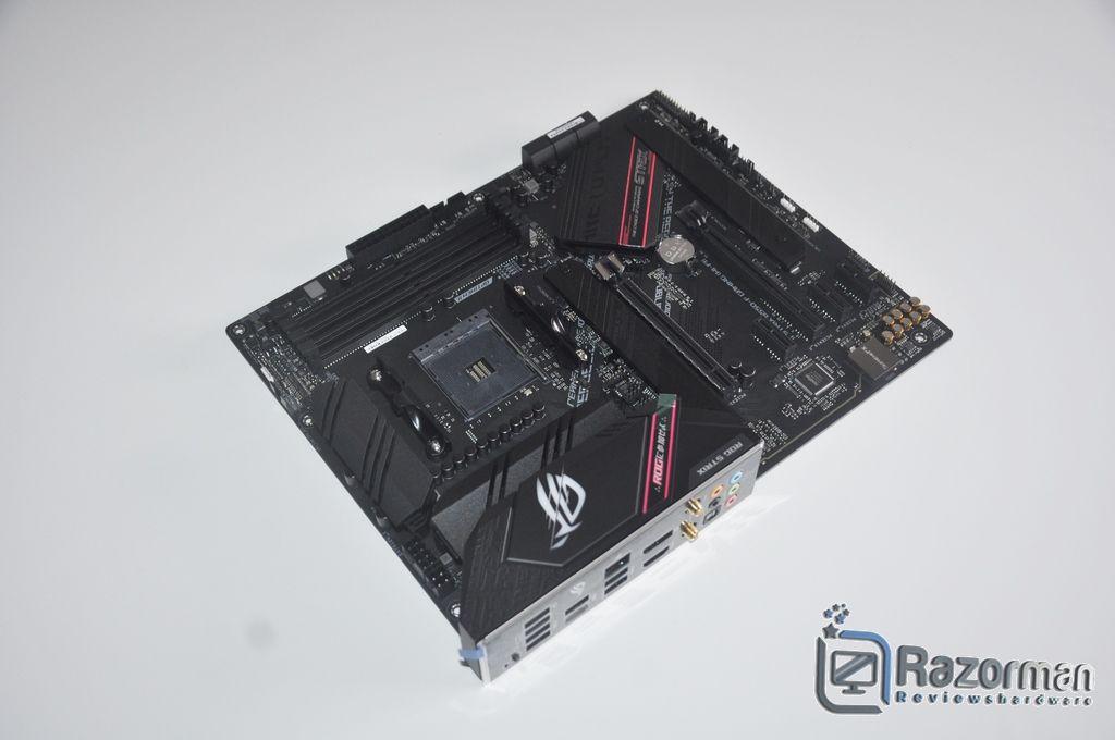 Review Asus Rog Strix B550-F Gaming Wi-Fi 1