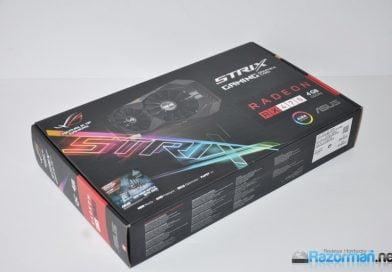 Review Asus Strix Gaming RX 470