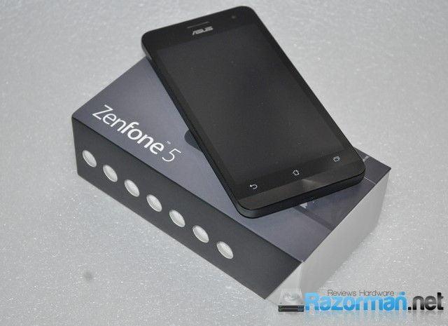 Review ASUS Zenfone 5 36