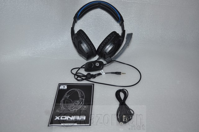 Review BG Xonar 95