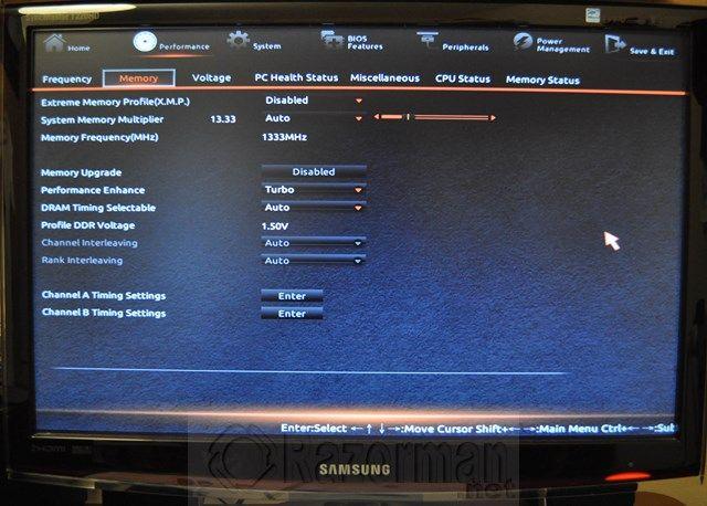 BIOS GIGABYTE Z87X-OC (5)