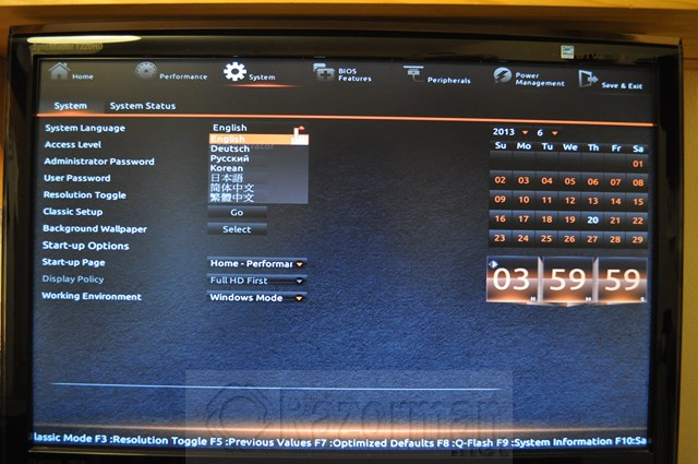 BIOS GIGABYTE Z87X-OC (7)
