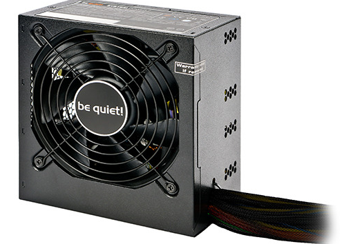 Be Quiet 700W system power