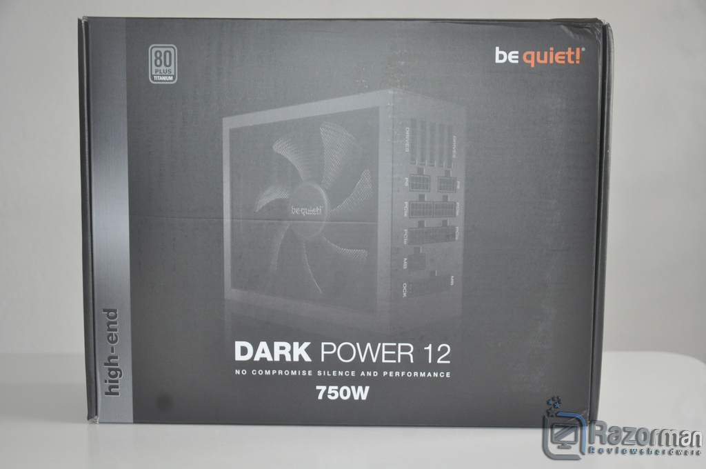 Review Be Quiet Dark Power 12 750W 2