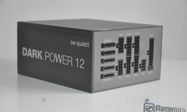 Review Be Quiet Dark Power 12 750W 1