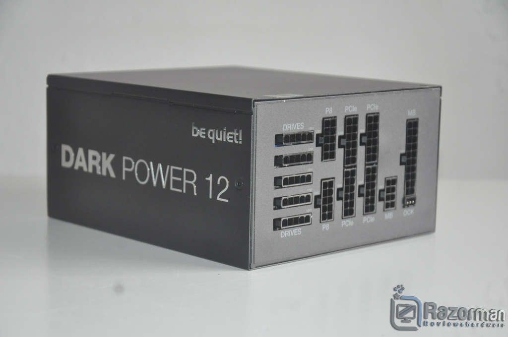 Review Be Quiet Dark Power 12 750W 8