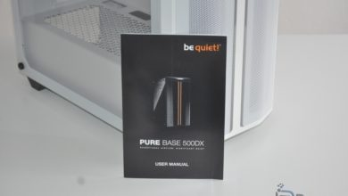 Photo of Review Be Quiet Pure Base 500DX