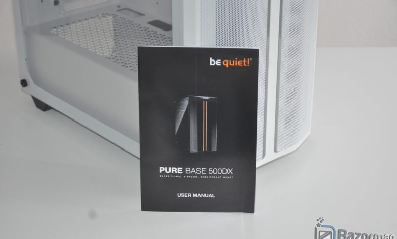 Review Be Quiet Pure Base 500DX 1