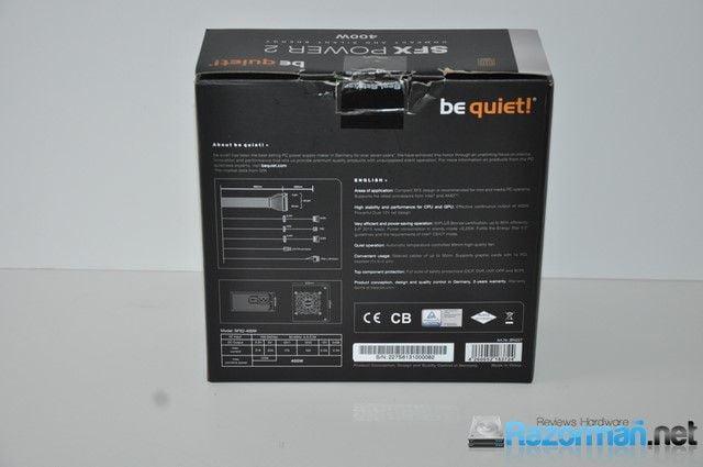 Be Quiet SFX Power 2 400W (2)